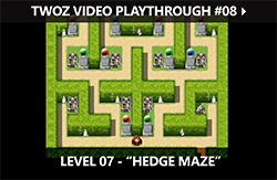 TWOZ Video Playthrough 08