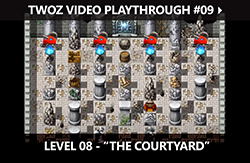 TWOZ Video Playthrough 09