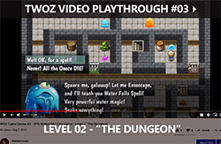 Video Play-through TWOZ 03