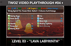 Video Play-through TWOZ 04