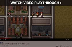video playthrough zombied